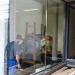 üveg beépítés